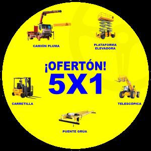5X1 OFERTA