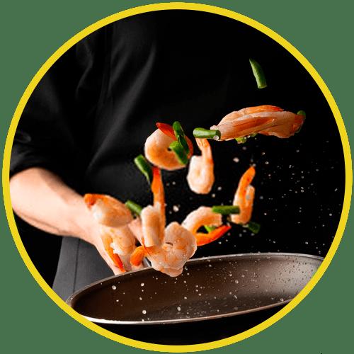 manipulador de alimentos en málaga