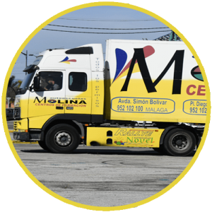 permiso camion C malaga