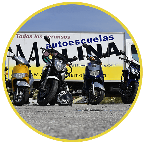 permiso moto ciclomotor malaga