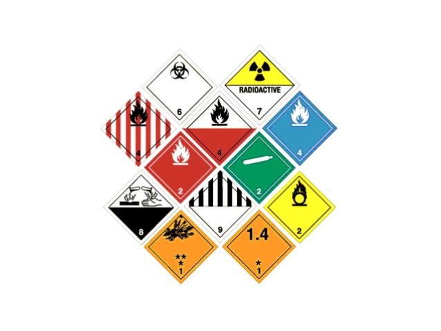 mercancías peligrosas málaga