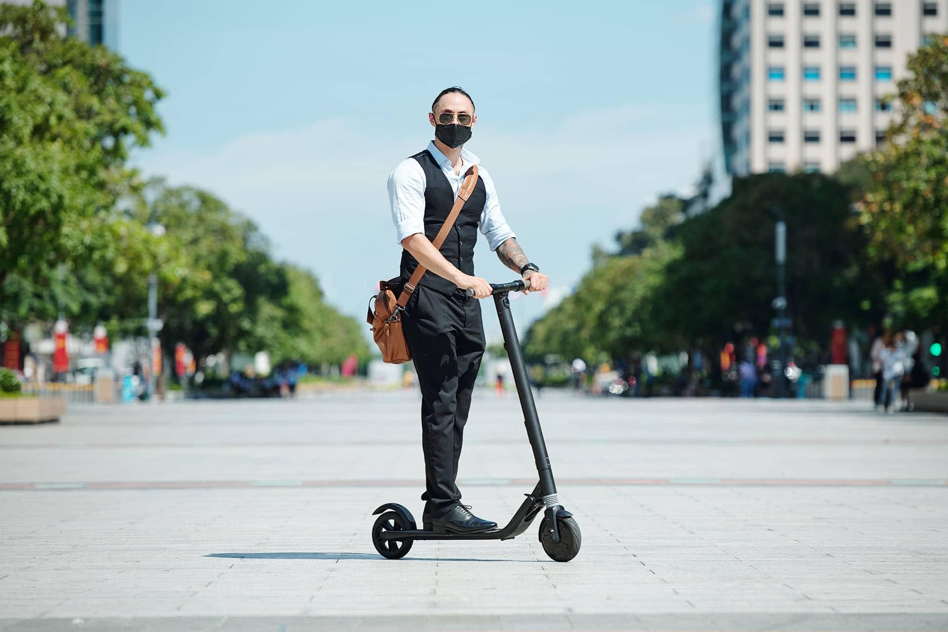 Conoce la nueva normativa para patinetes eléctricos